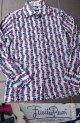 1970's エミリオプッチ (Emilio Pucci) メンズ ドレスシャツ ホワイト(3)