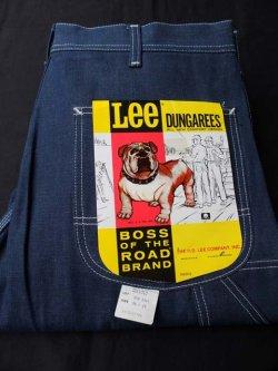 """画像1: 1970's DEAD STOCK """" LEE """" × """" BOSS OF THE ROAD """" デニム ペインターパンツ (1)"""