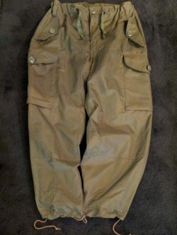 "画像1: 1980's〜 DEAD STOCK "" ROYAL CANADIAN AIR FORCE "" / AVIATOR PANTS"