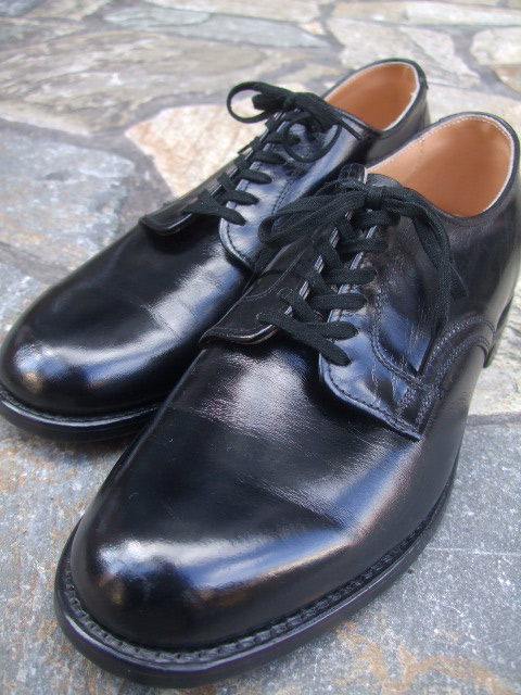 1960's DEAD STOCK( デッドストック ) US NAVY SERVICE SHOES (US ...