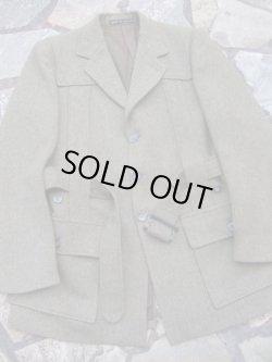 """画像1: 1960's """" ノーフォーク ジャケット ( Norfolk jacket ) """""""