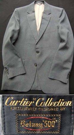 """画像1: 1970's """" Cartier(カルティエ) """" テーラードJK JK-3302"""