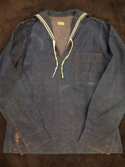 "画像1: 1930's〜 "" Cone Deeptone Denims "" / DENIM SAILOR SHIRTS"