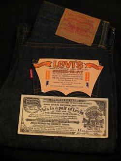 """画像1: 1960's DEAD STOCK / LEVI'S(リーバイス) 502 / """" 502-0117(ZIPPER FLY)  BIG E """""""