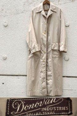 """画像1: 1960's """" DONOVAN """" SINGLE COAT(シングルコート) / ダスターコート"""