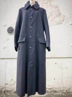 "画像1: 〜1970's ROYAL NAVY / "" HEAVY MELTON "" / DECK WATCH COAT"