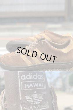 """画像1: 1970's """" adidas(アディダス) """" """" HAWAI(ハワイ) / HAWAII """"  / MADE IN FRANCE"""