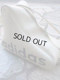 画像1: 1960's フランスメイド アディダス(adidas) ショルダーバッグ