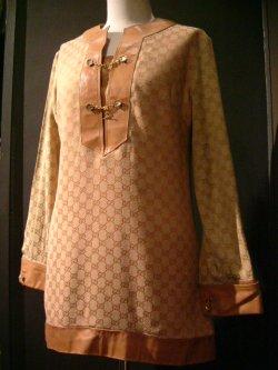 """画像1: 1960〜1970's """" グッチ ( GUCCI ) """" ドレス"""