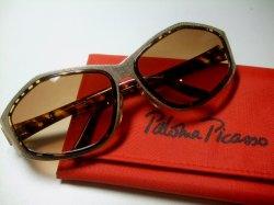 """画像1: 1980's DEAD STOCK ( デッドストック ) """" パロマ・ピカソ ( Paloma Picasso ) """" アイウェア M-8596"""