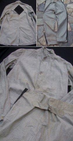 """画像1: 1940's ブリティッシュアーミー """" PW """" セットアップ"""