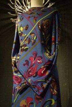 画像1: 1970's  エミリオプッチ(Emilio Pucci)  ドレス (4)
