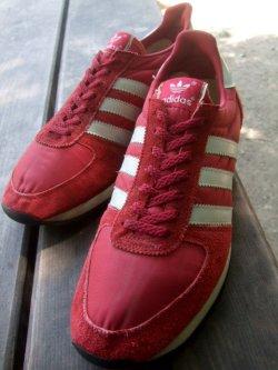"""画像1: 1980's アディダス (adidas)  """" ボストン (BOSTON) """""""