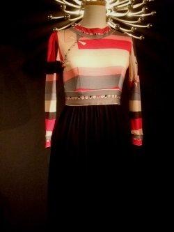 画像1: 1970's  エミリオプッチ(Emilio Pucci)  ドレス  (13)